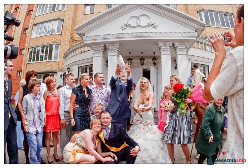 Фото 110064 в коллекции Свадебные фотографии лето 2010 - Фотограф Вилена Экон