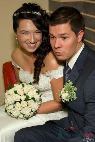 Фото 1353 в коллекции Не поверите, но свадебные фотографии =) - Невеста01