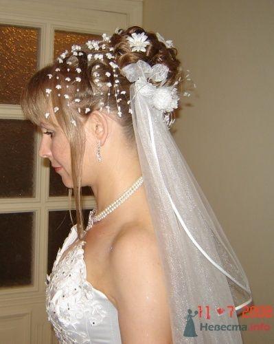 Стильный, красивый образ для невесты - это моя работа.  - фото 1299 Парикмахер и стилист-визажист - Елена Иванова