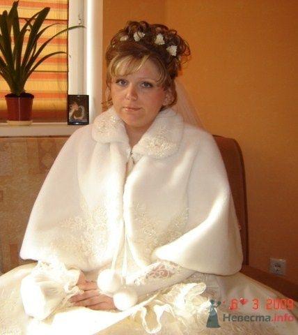 Свадебная прическа,  визаж - фото 10709 Парикмахер и стилист-визажист - Елена Иванова