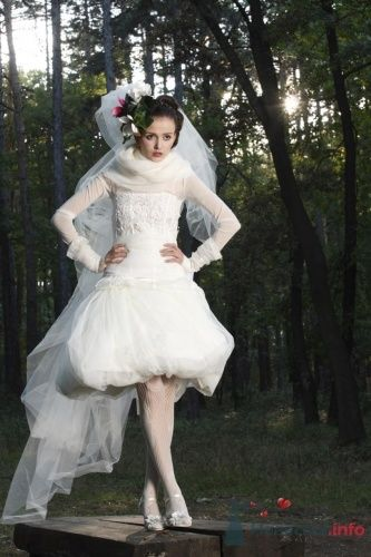 Марица Fashion BN 0810 - фото 1515 Невеста01