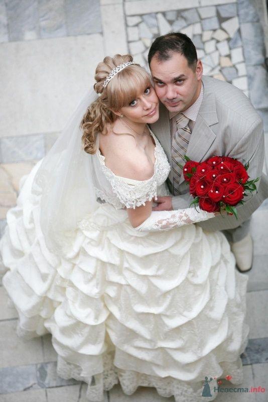Фото 61475 в коллекции Наша свадьба 31.10.09 - alena_kis