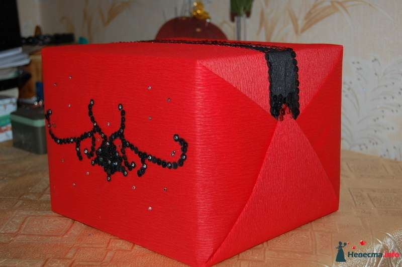 коробка для денег - фото 110672 Julka