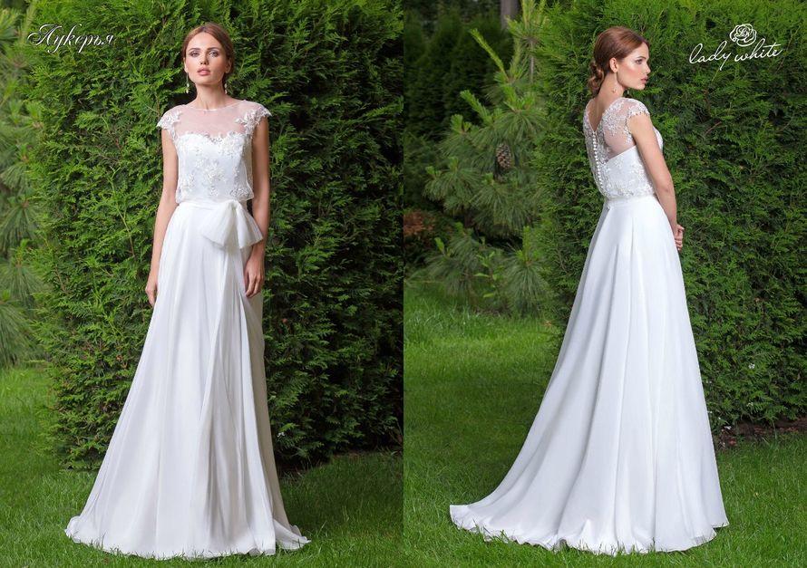 "Фото 8119346 в коллекции Lady White - Beauty of your name - Студия свадебного платья ""Облако любви"""