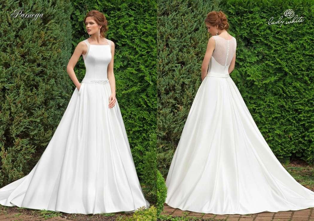 "Фото 8119356 в коллекции Lady White - Beauty of your name - Студия свадебного платья ""Облако любви"""