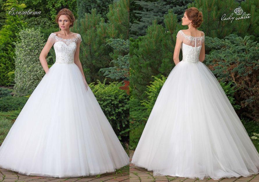 "Фото 8119428 в коллекции Lady White - Beauty of your name - Студия свадебного платья ""Облако любви"""