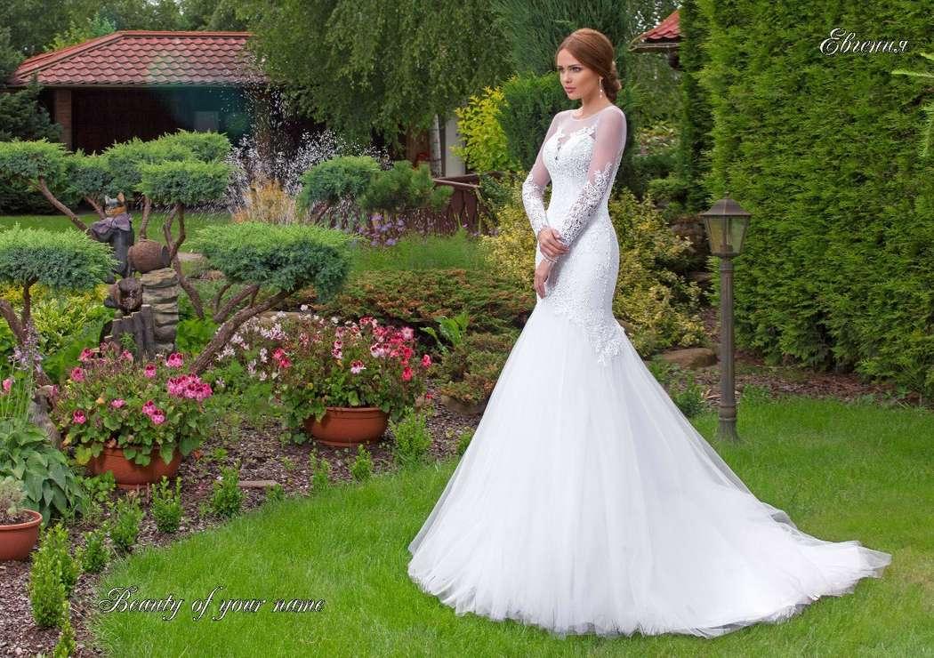 "Фото 8119432 в коллекции Lady White - Beauty of your name - Студия свадебного платья ""Облако любви"""