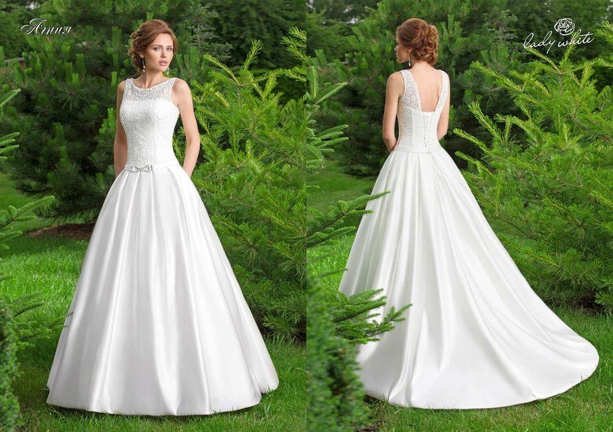 "Фото 8119440 в коллекции Lady White - Beauty of your name - Студия свадебного платья ""Облако любви"""