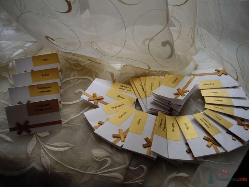 Фото 48730 в коллекции Свадебный Handmade - katsonya