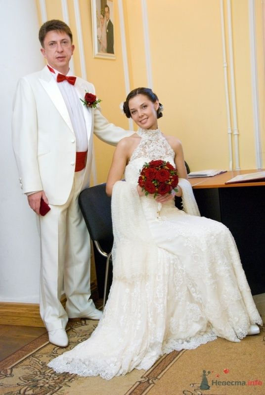 Фото 48747 в коллекции Наша Свадьба - фотографии Ксении Андреевой - katsonya