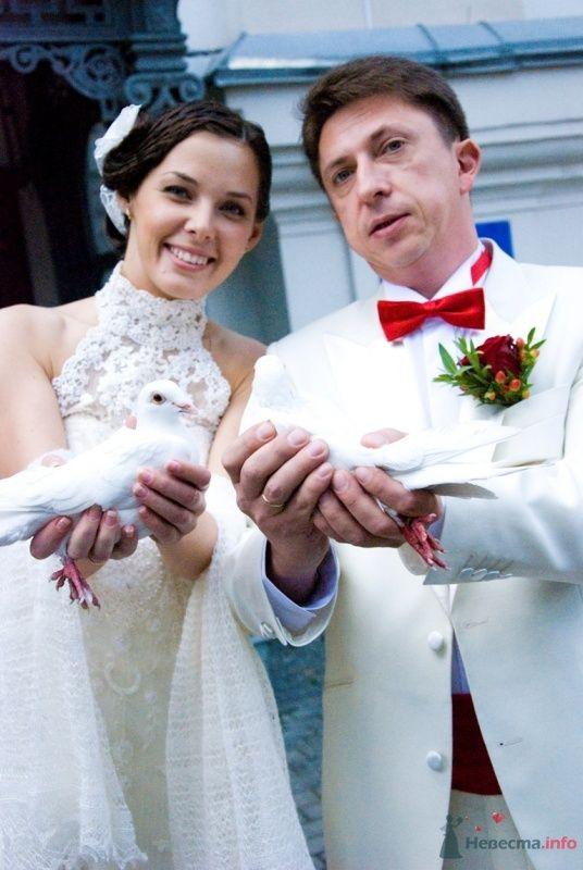Фото 48757 в коллекции Наша Свадьба - фотографии Ксении Андреевой - katsonya