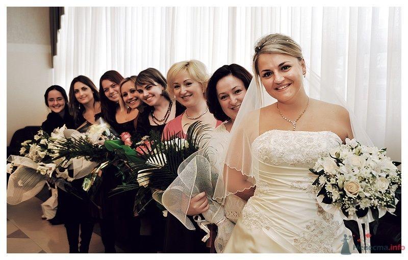 Фото 39857 в коллекции Свадебные зарисовки - Gennadiy