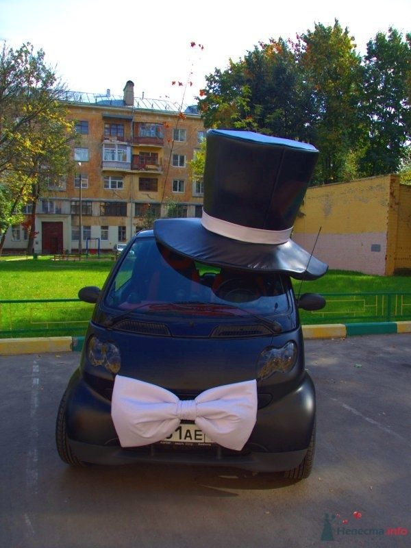 Фото 42374 в коллекции Ваша свадьба может выглядеть так... - Smartnaprokat - свадебный кортеж