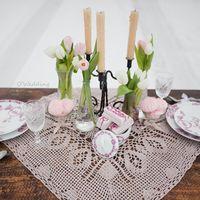 Весенняя свадьба нежных птенчиков