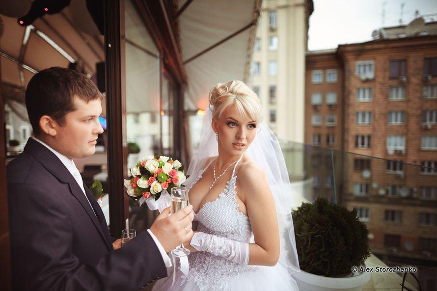 Фото 835221 в коллекции Свадебные фото - Фотограф Alex Storozhenko