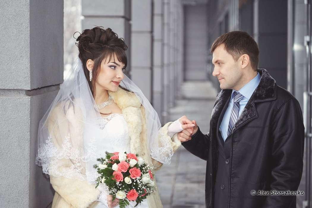 Фото 838265 в коллекции Свадебные фото - Фотограф Alex Storozhenko
