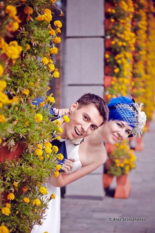 Фото 2176050 в коллекции Свадебные фото - Фотограф Alex Storozhenko
