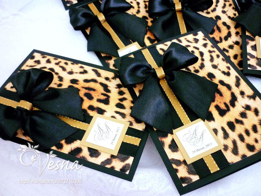 Фото 2459365 в коллекции Приглашения - Vesna-Art - аксессуары для свадьбы