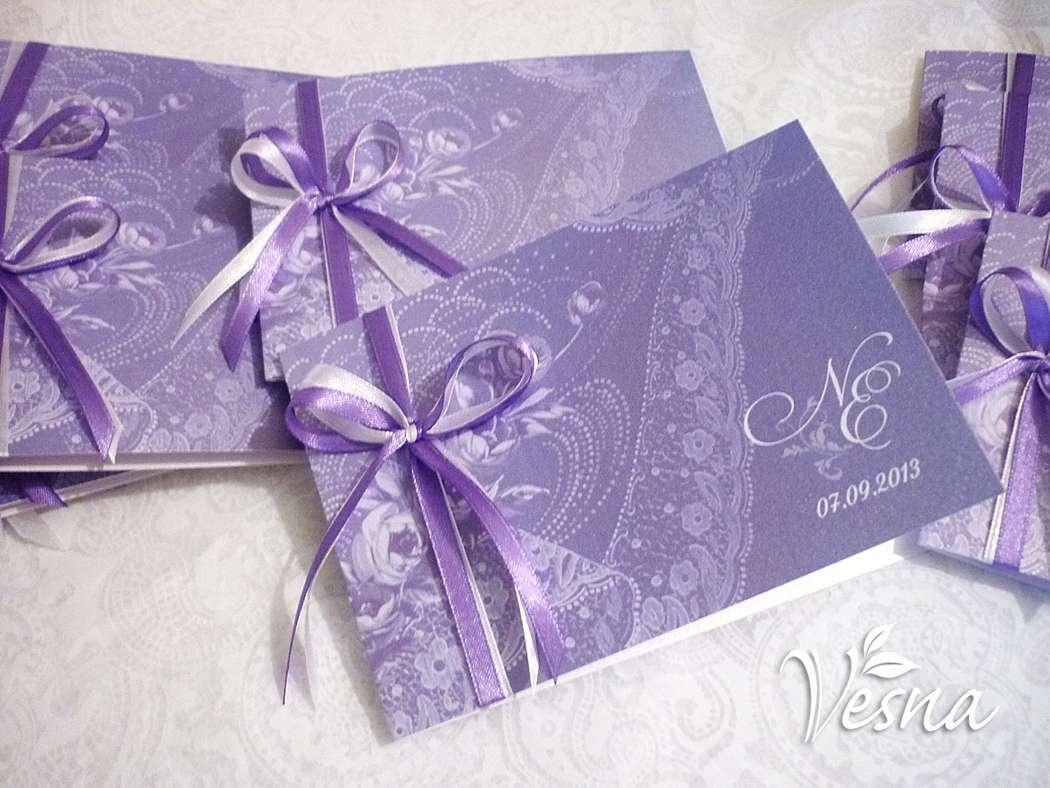 Фото 2459435 в коллекции Приглашения - Vesna-Art - аксессуары для свадьбы