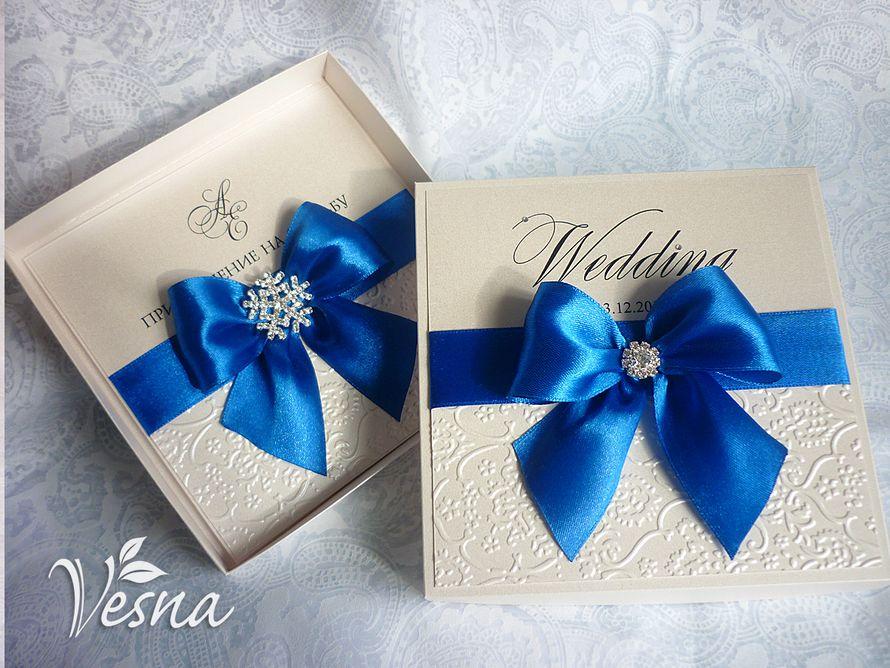 Фото 2459467 в коллекции Приглашения - Vesna-Art - аксессуары для свадьбы