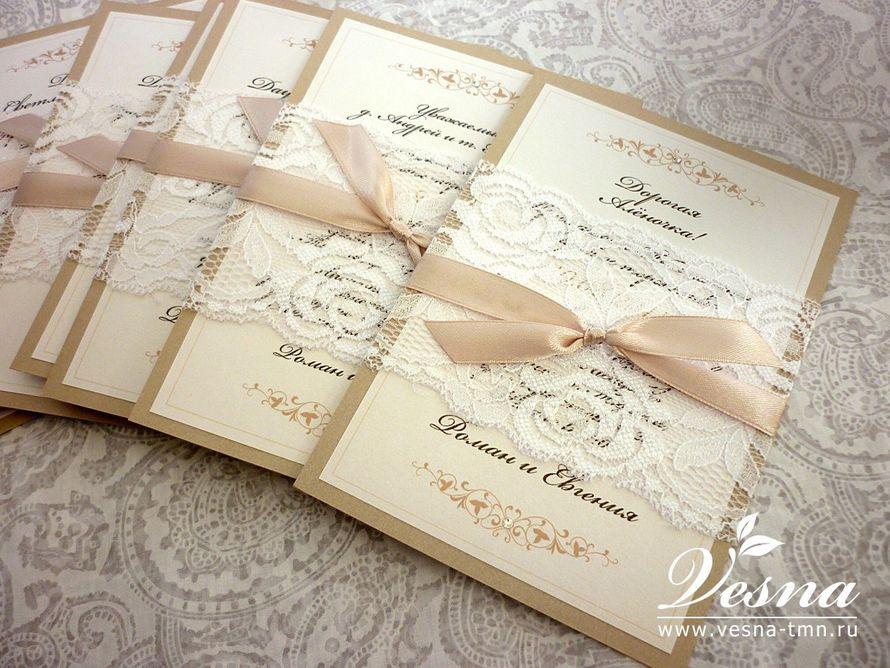 Фото 10532384 в коллекции Портфолио - Vesna-Art - аксессуары для свадьбы