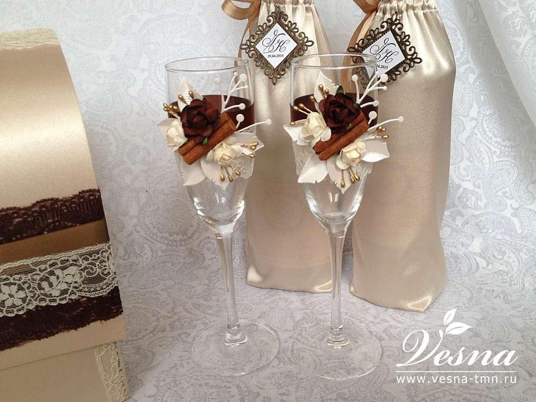 Фото 10532474 в коллекции Портфолио - Vesna-Art - аксессуары для свадьбы
