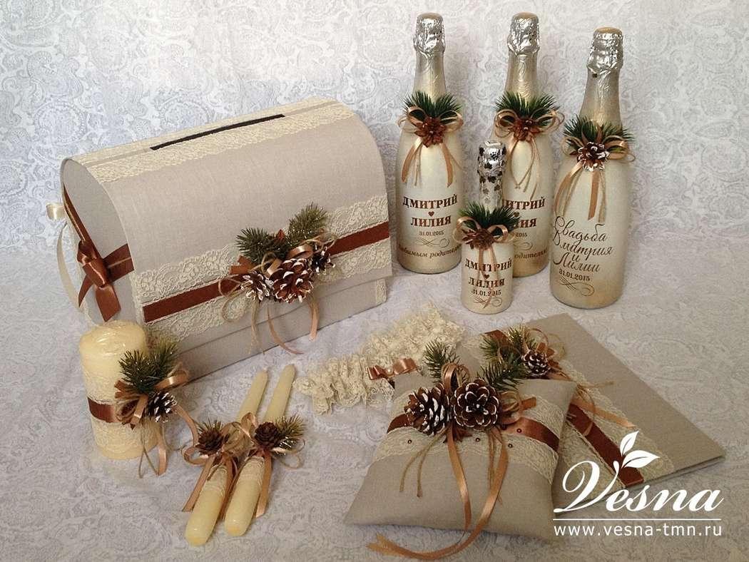 Фото 10532558 в коллекции Портфолио - Vesna-Art - аксессуары для свадьбы