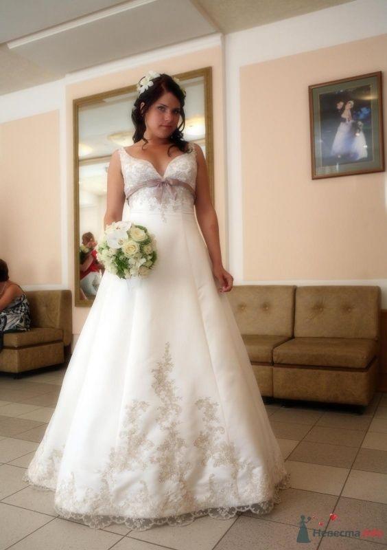 Фото 42167 в коллекции продаю свадебное платье - dariaerl
