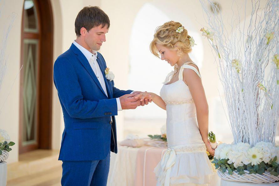 """официальная церемония на острове Родос Павла и Евгении - фото 8933338 Греческое свадебное агентство """"WedInGreece"""""""