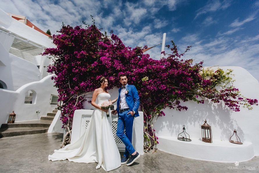 """Фото 15719848 в коллекции Портфолио - Греческое свадебное агентство """"WedInGreece"""""""