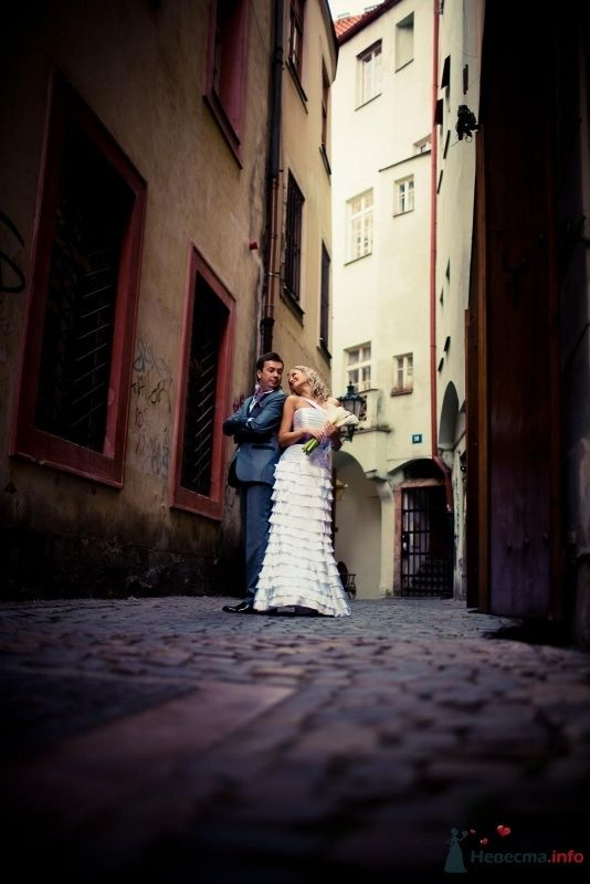 Фото 42979 в коллекции Prague Wedding