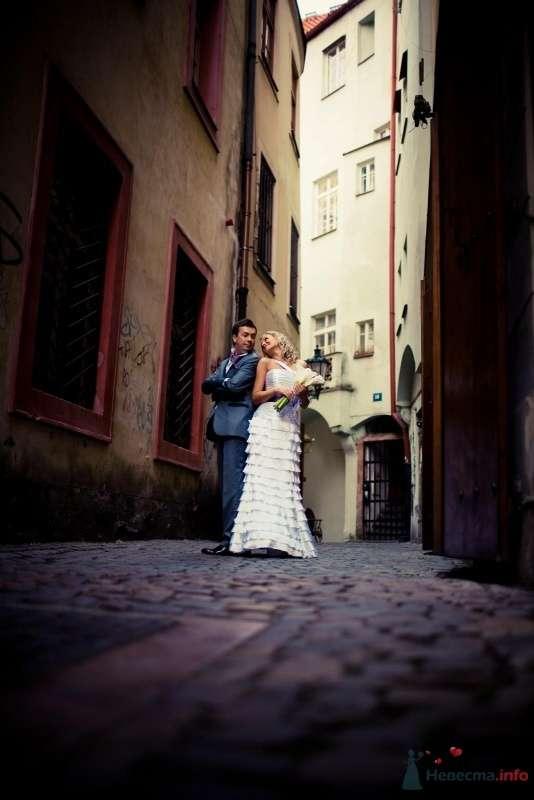 Фото 42979 в коллекции Prague Wedding - Yulana
