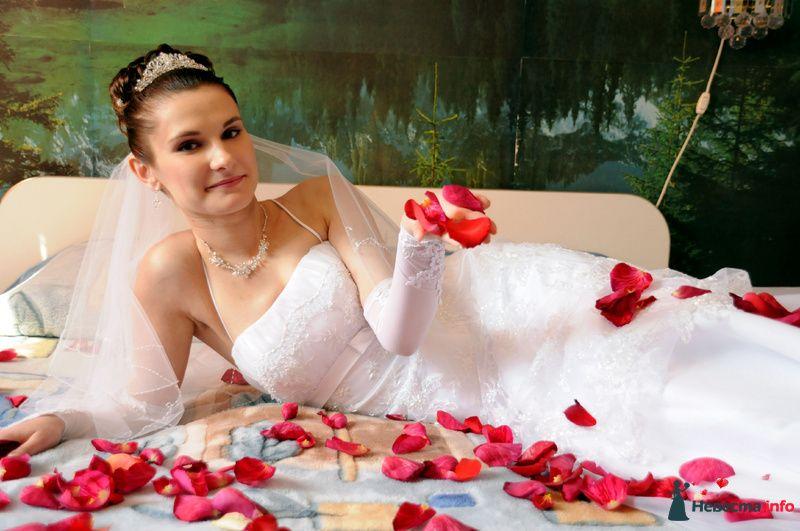 свадебная причёска на коротких волосах - фото 104635 Свадебный стилист Татьяна Мартынова