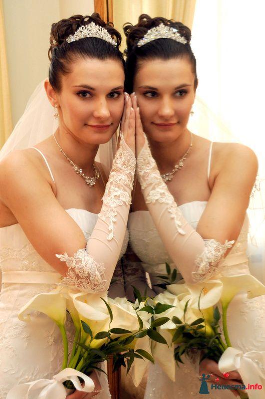 свадебная причёска на коротких волосах - фото 104637 Свадебный стилист Татьяна Мартынова