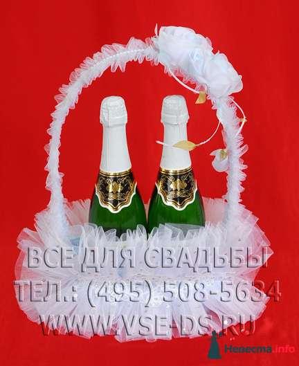 """Фото 85222 в коллекции Для шампанского - """"Все для свадьбы"""" - салон аксессуаров и услуг"""