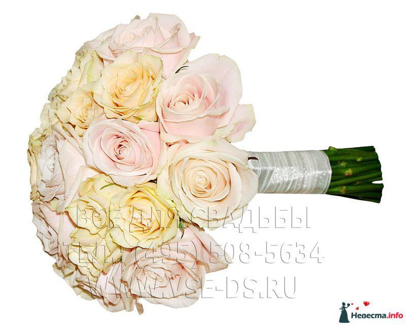 """Букет №16 - фото 101569 """"Все для свадьбы"""" - салон аксессуаров и услуг"""