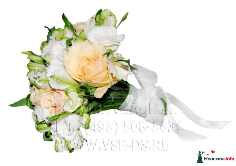 """Букет №17 - фото 101570 """"Все для свадьбы"""" - салон аксессуаров и услуг"""