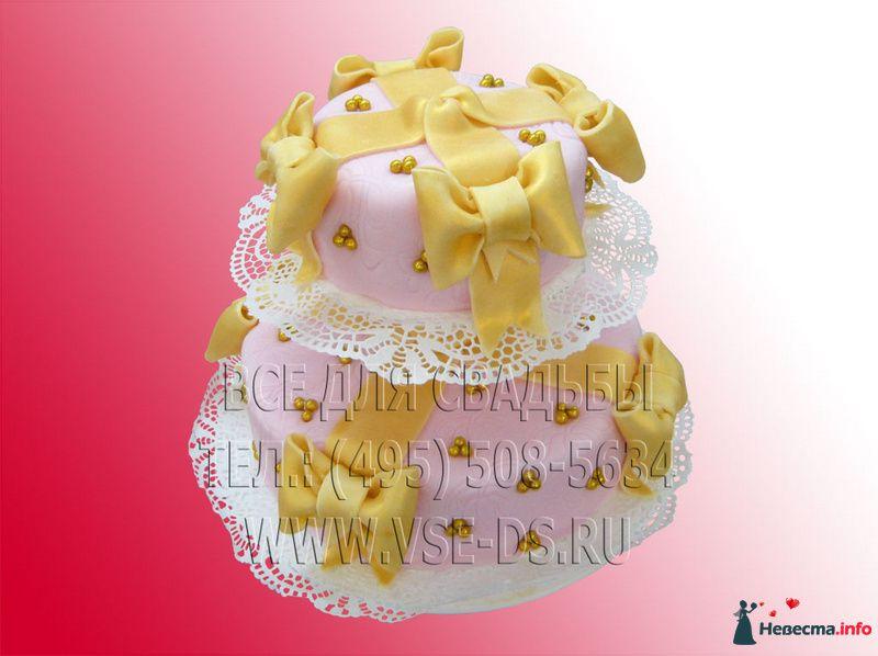 Фото 99350 в коллекции Свадебные торты