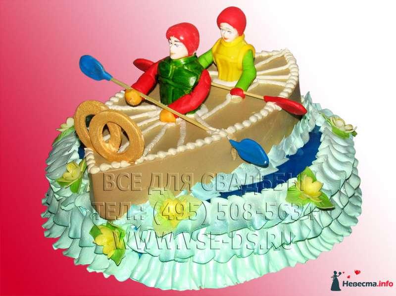 """Фото 99366 в коллекции Свадебные торты - """"Все для свадьбы"""" - салон аксессуаров и услуг"""