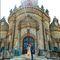 Церковь Знамения Пресвятой Богородицы расположена в усадьбе Дубровицы