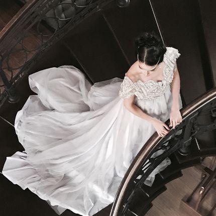 Платье  Лавандовые грёзы