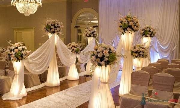 Фото 44130 в коллекции Недорогая свадебная флористика - Невеста01