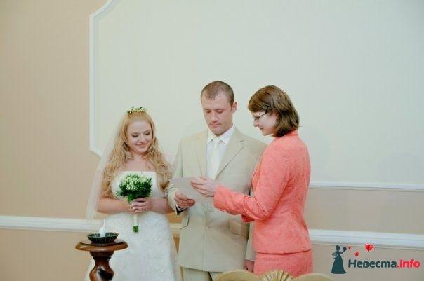 Фото 120081 в коллекции Мы тоже были невестами! - Ведущая Власова Дарья