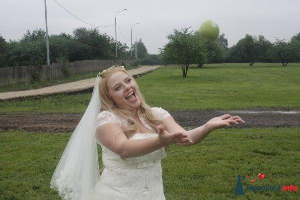 Фото 120176 в коллекции Мы тоже были невестами! - Ведущая Власова Дарья