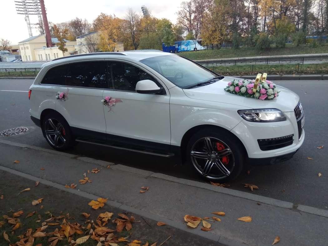 Фото 15839520 в коллекции AUDI Q7 - Audi Q7 - аренда авто