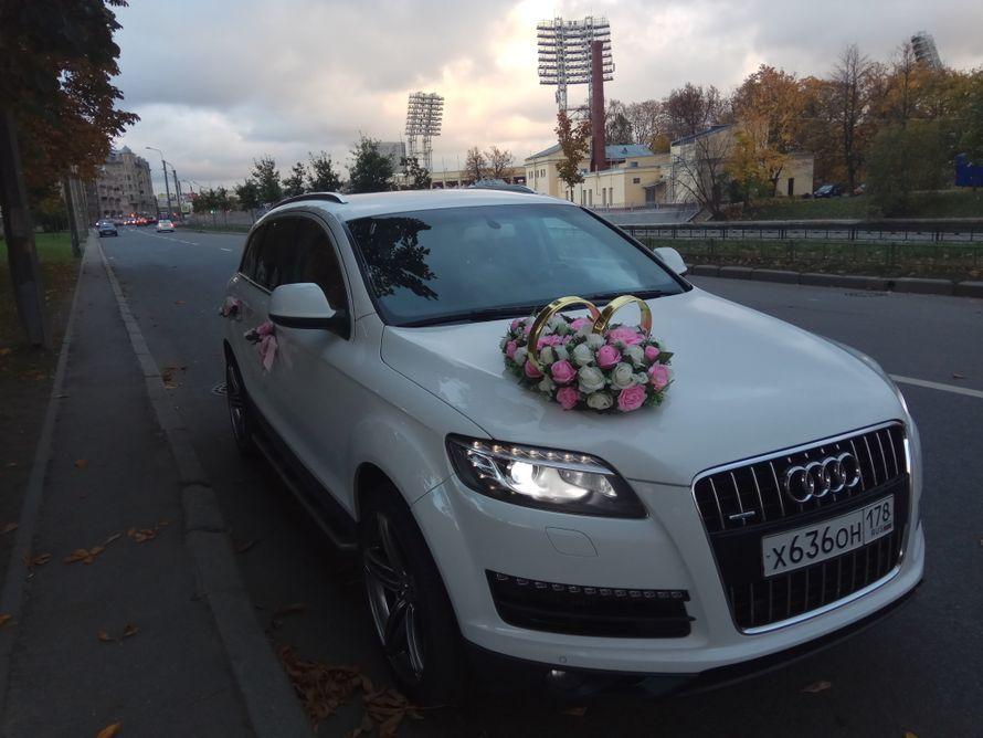 Фото 15839522 в коллекции AUDI Q7 - Audi Q7 - аренда авто