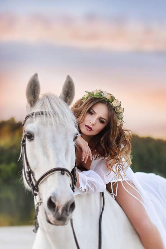 Фото 15853112 в коллекции Портфолио - Визажист-стилист Милена Титова
