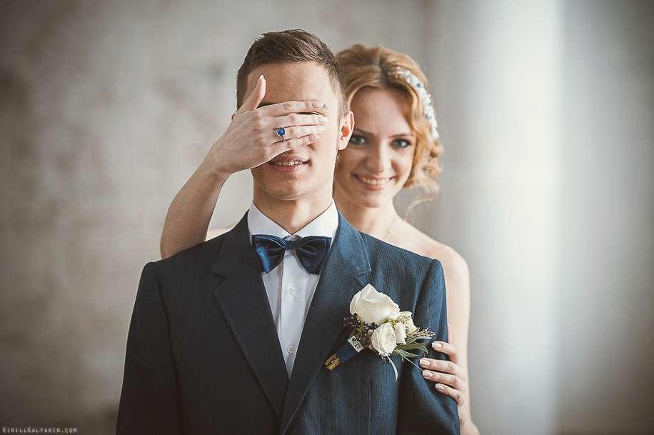 Фото 2095262 в коллекции Творческий проект Winter Moments - Свадебный фотограф Кирилл Калякин
