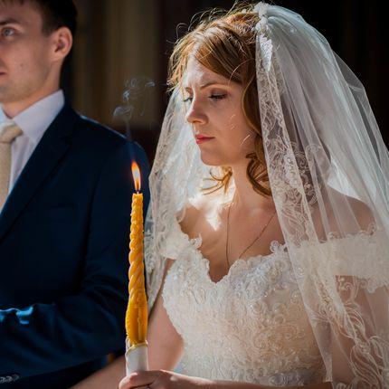 Фотосъёмка венчания, 1 час