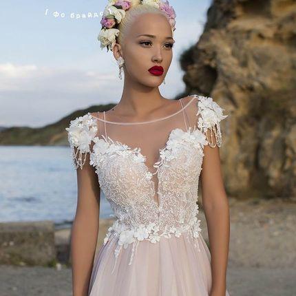 Свадебное платье Манящая эустома